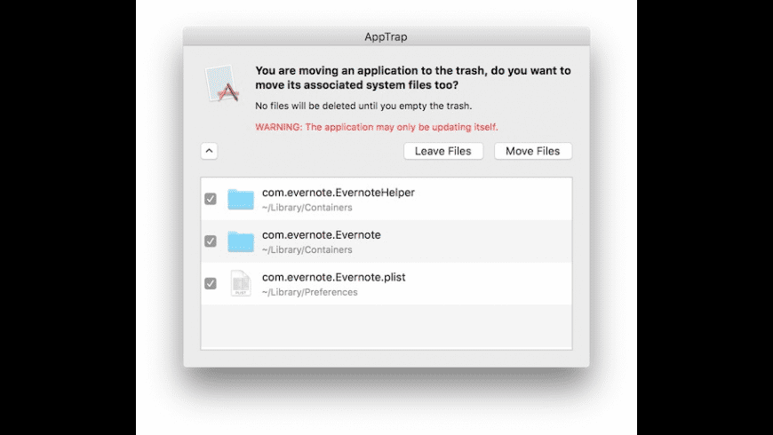 AppTrap for Mac - review, screenshots