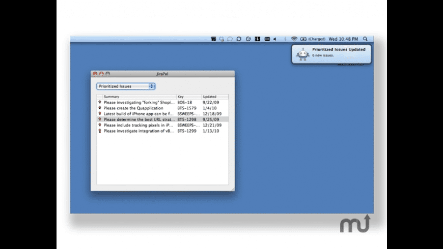 JIRA Pal for Mac - review, screenshots
