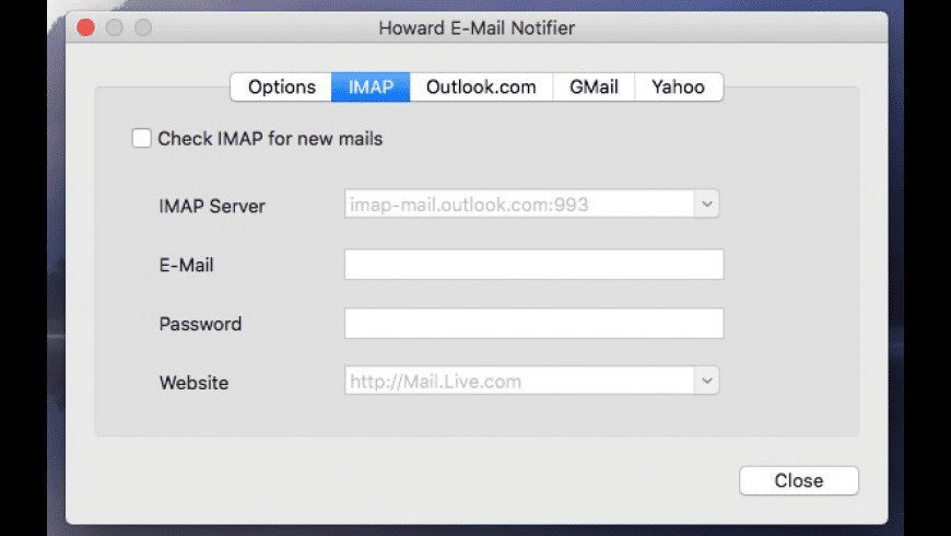 Howard for Mac - review, screenshots