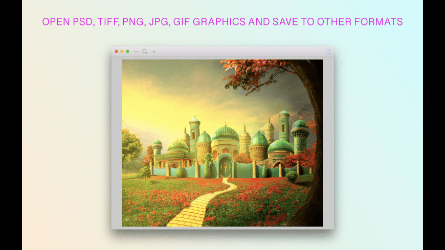 Art Master for Mac - review, screenshots