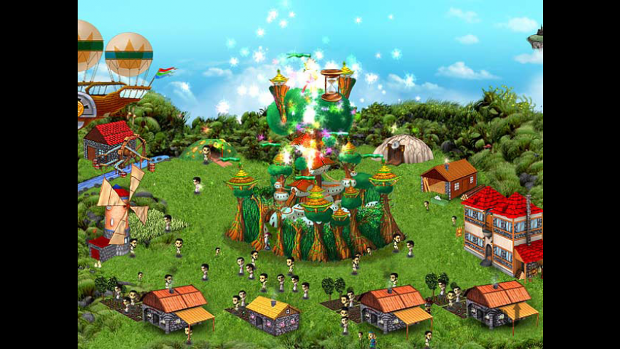 Floating Kingdoms for Mac - review, screenshots