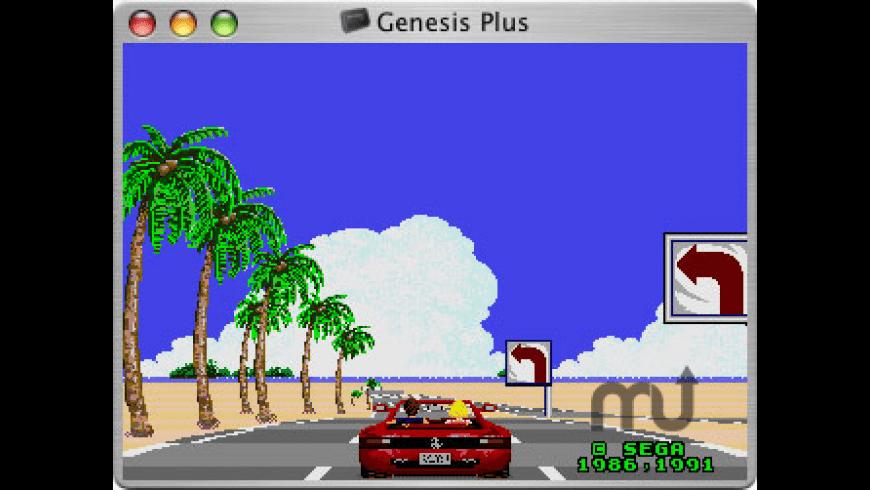 Genesis Plus for Mac - review, screenshots