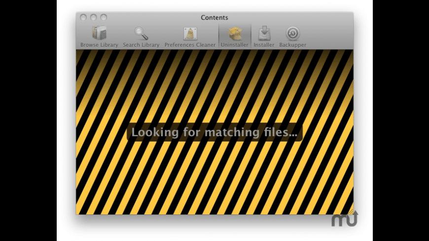 Contents for Mac - review, screenshots