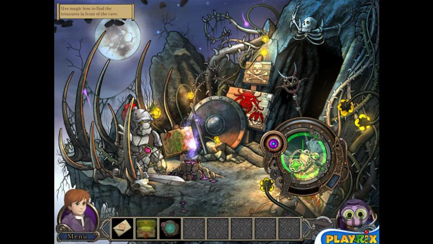 Elementals: The Magic Key for Mac - review, screenshots