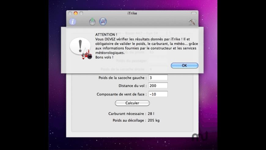 iTrike for Mac - review, screenshots