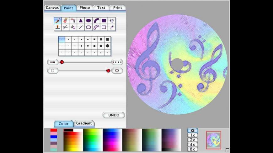 Discus for Mac - review, screenshots