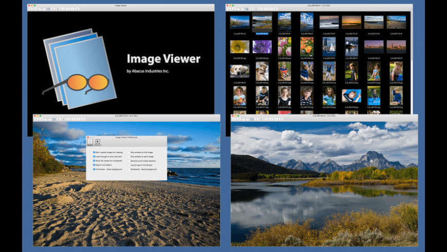 Image Viewer for Mac - review, screenshots