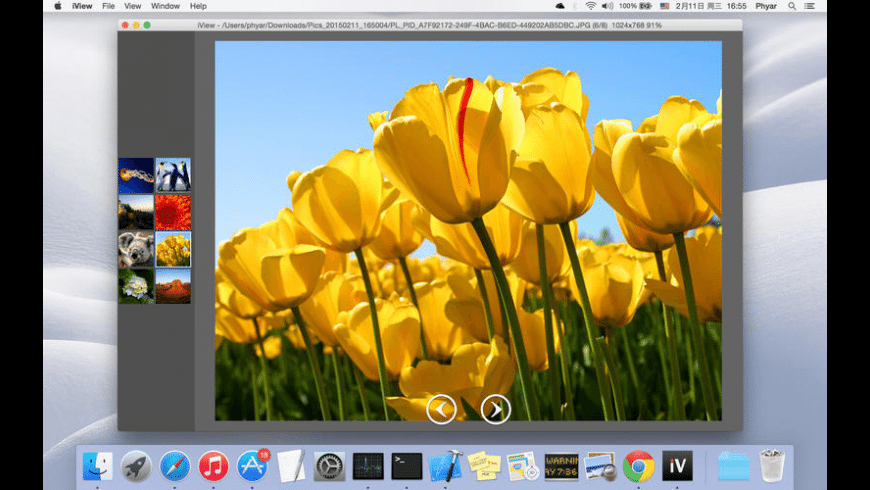 iView for Mac - review, screenshots