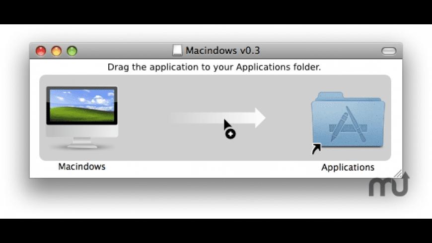 Macindows for Mac - review, screenshots