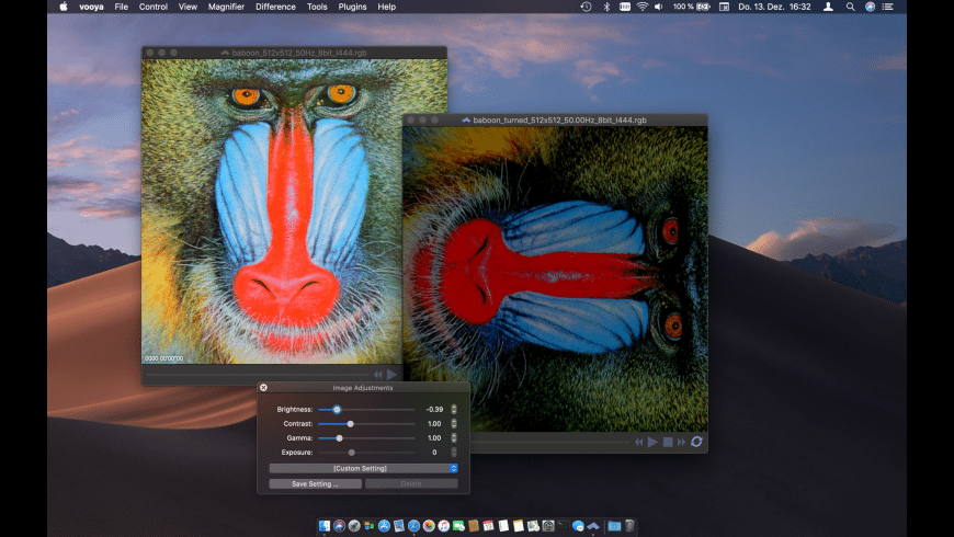 Vooya for Mac - review, screenshots