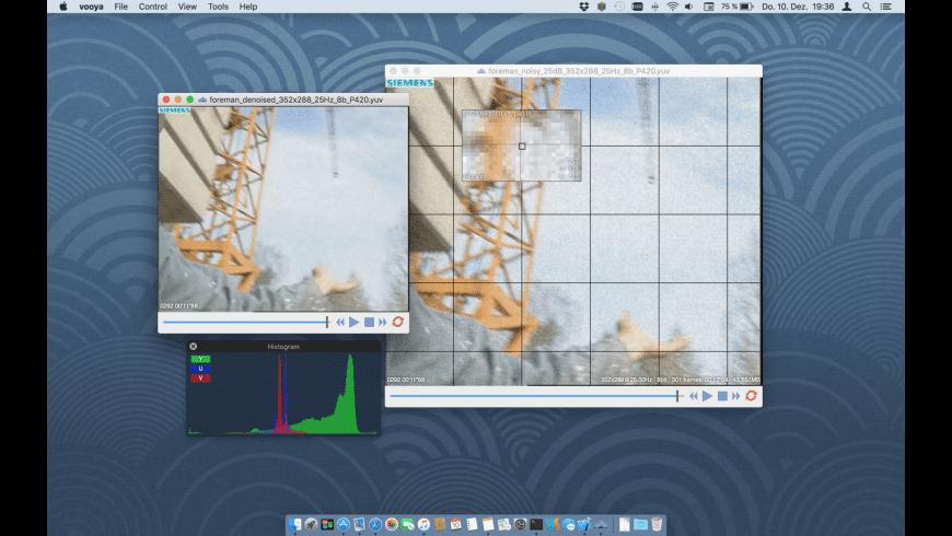 Vooya for Mac - review, screenshots
