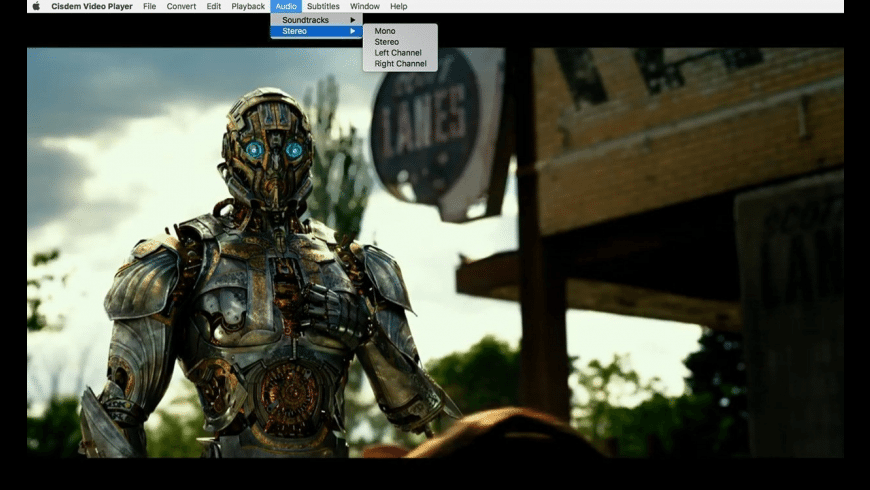 Cisdem Video Player for Mac - review, screenshots