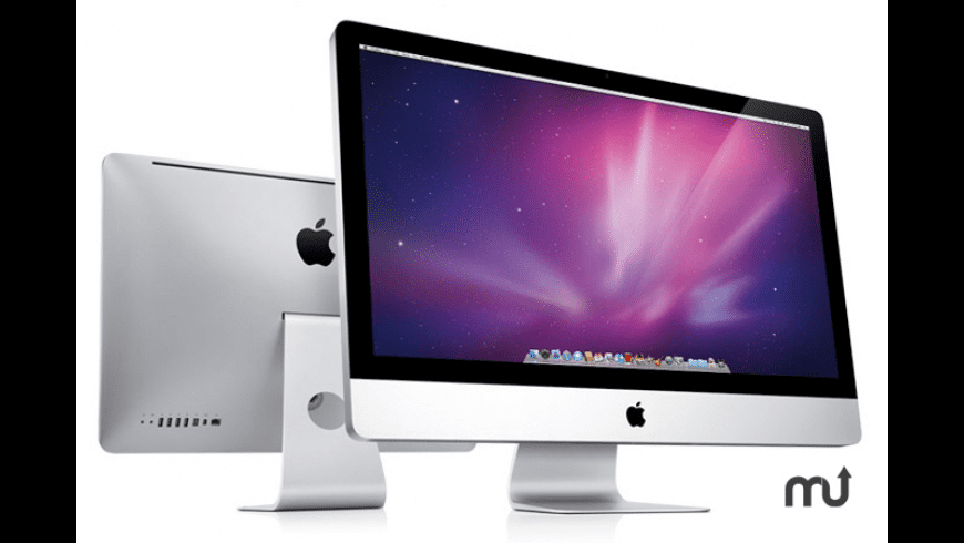 27-inch iMac Display Firmware Update for Mac - review, screenshots