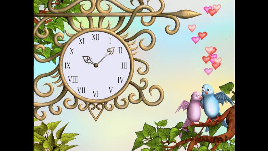Eternal Love Clock for Mac - review, screenshots