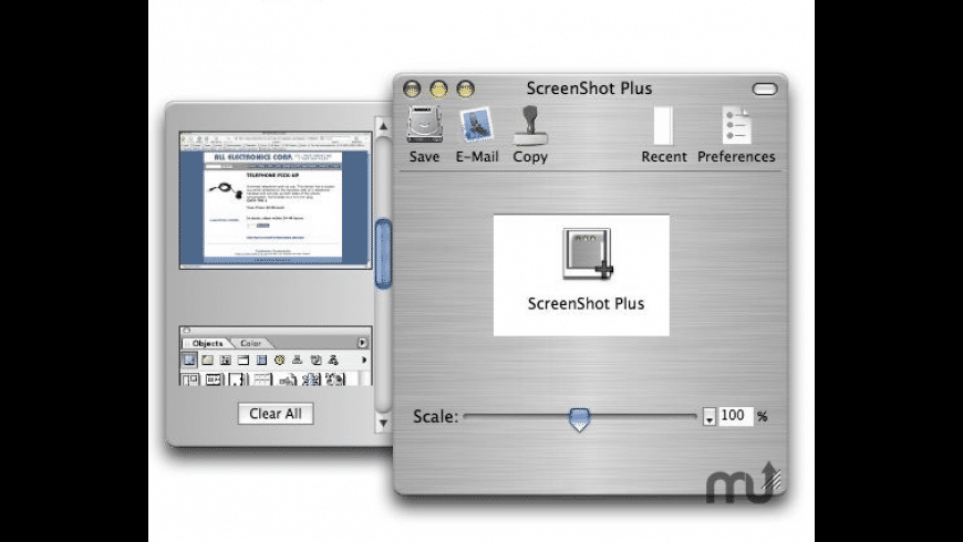 ScreenShot Plus for Mac - review, screenshots