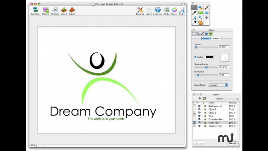 Logo Design Studio Pro for Mac - review, screenshots