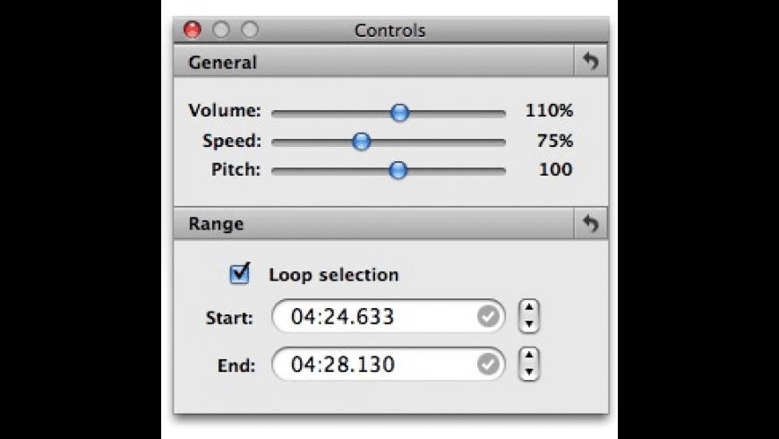 33 RPM for Mac - review, screenshots