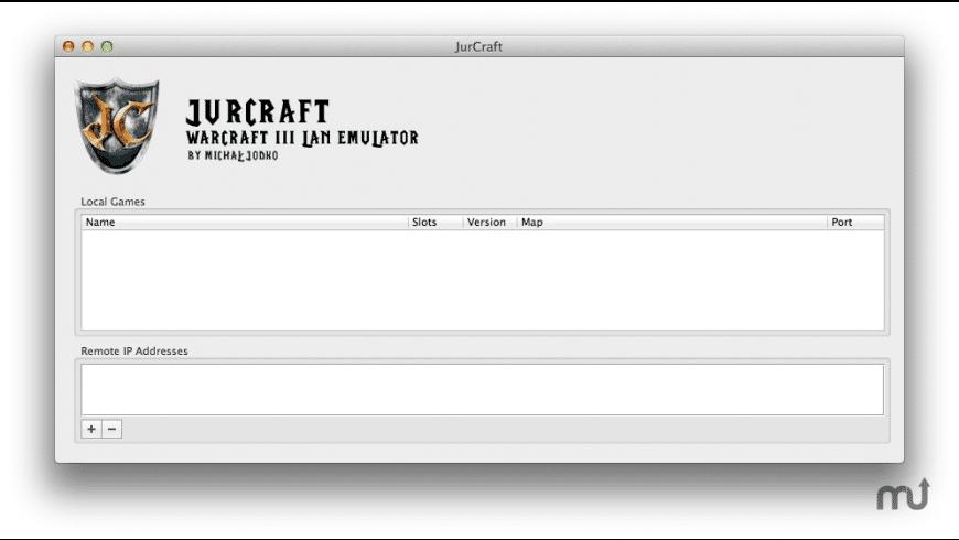 JurCraft for Mac - review, screenshots