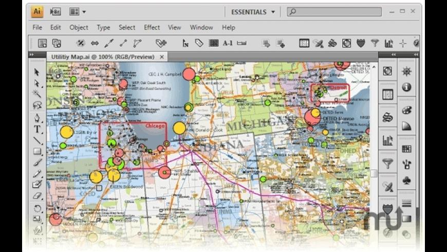 MAPublisher for Mac - review, screenshots
