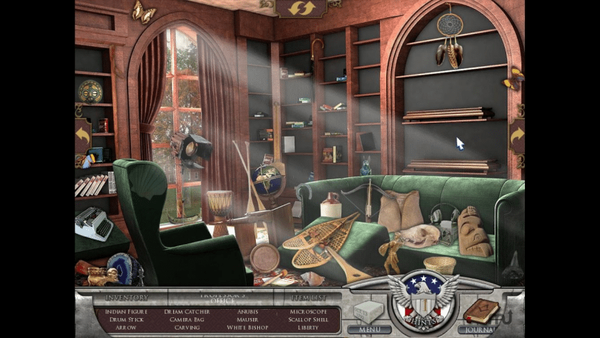 Hidden Mysteries: Secrets of the White House for Mac - review, screenshots