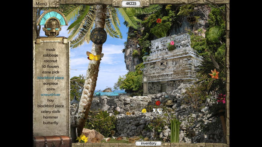 Youda Legend: The Golden Bird of Paradise for Mac - review, screenshots