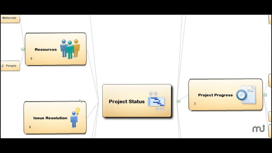 ConceptDraw MINDMAP for Projects for Mac - review, screenshots