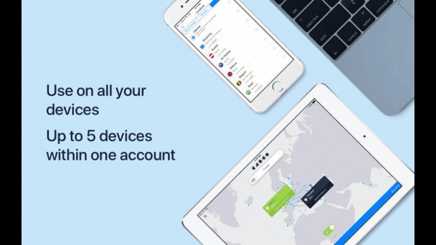 Cargo VPN for Mac - review, screenshots