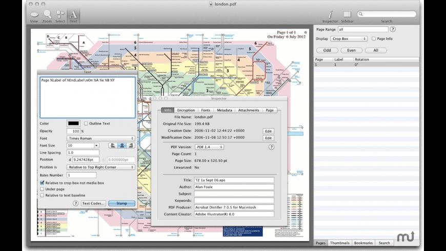 Proview PDF Editor for Mac - review, screenshots