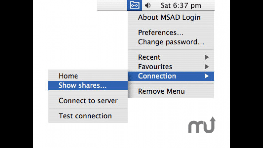 MSAD Login for Mac - review, screenshots