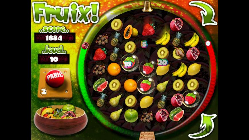 Fruix for Mac - review, screenshots