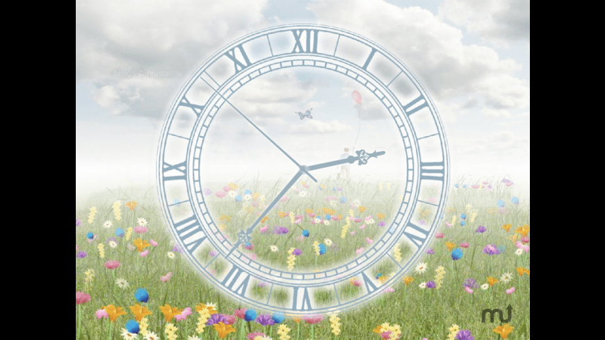 Everlasting Flowering Clock for Mac - review, screenshots