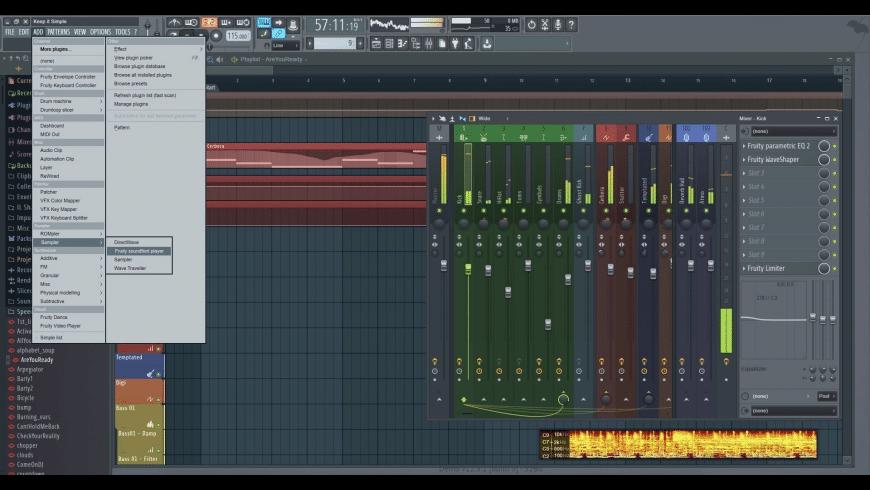 FL Studio for Mac - review, screenshots