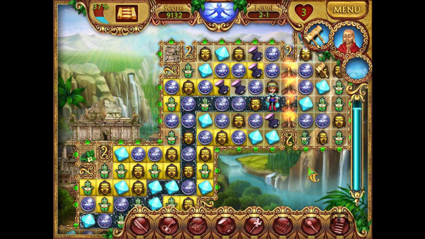 Tibet Quest  for Mac - review, screenshots