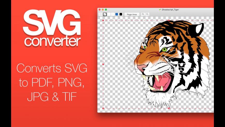 SVG Converter for Mac - review, screenshots