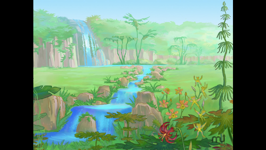 Secret Land Screensaver for Mac - review, screenshots