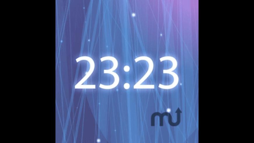7art Radiating Clock for Mac - review, screenshots