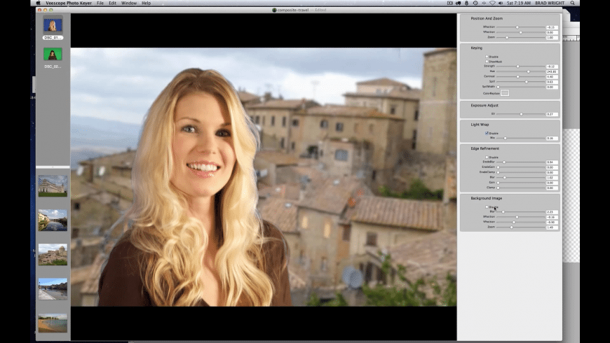 Photo Keyer for Mac - review, screenshots