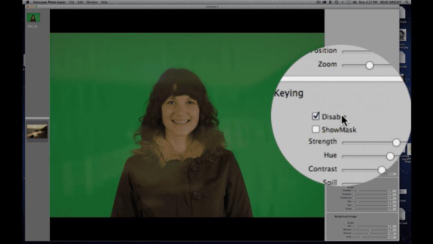 Photo Keyer for Mac - review, screenshots