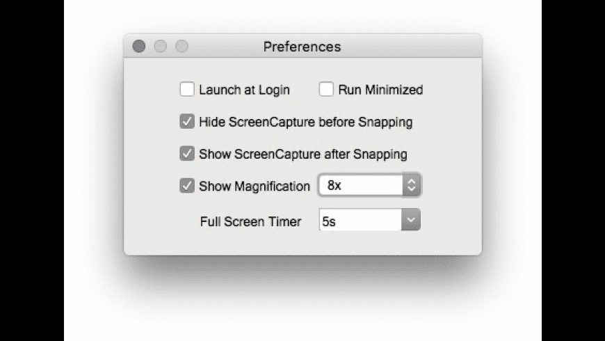Ondesoft ScreenCapture for Mac - review, screenshots