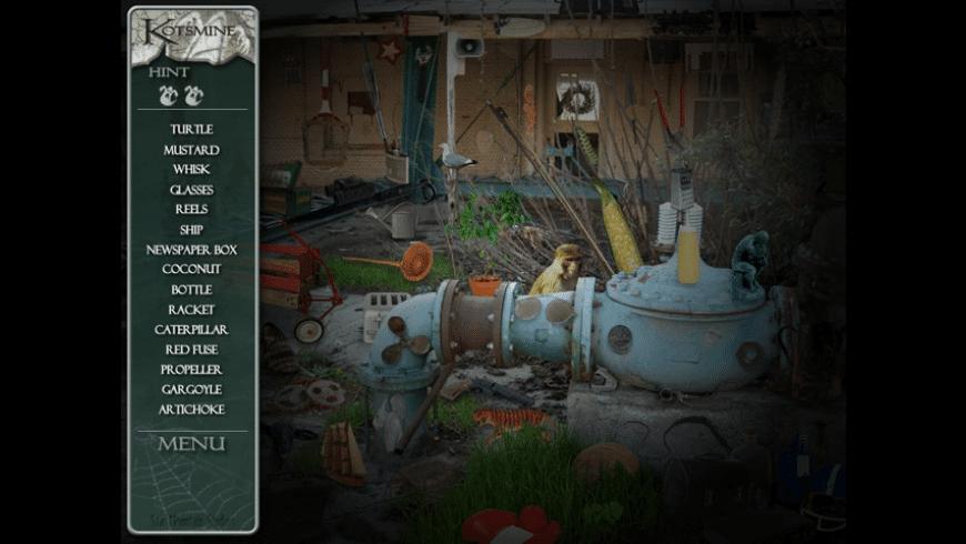 Apparitions - Kotsmine Hills for Mac - review, screenshots