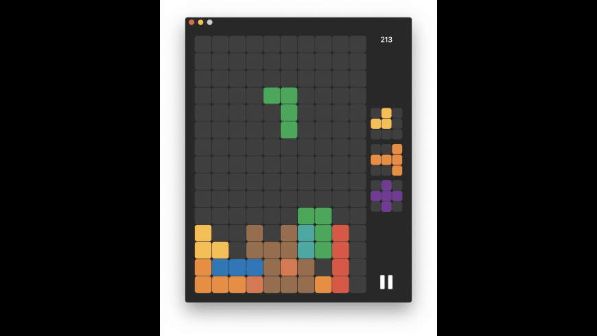 Falling Blocks for Mac - review, screenshots