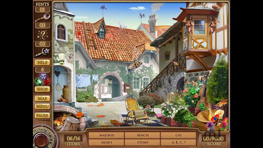 Cassandra's Journey: The Legacy of Nostradamus for Mac - review, screenshots