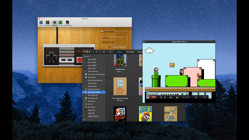 OpenEmu for Mac - review, screenshots