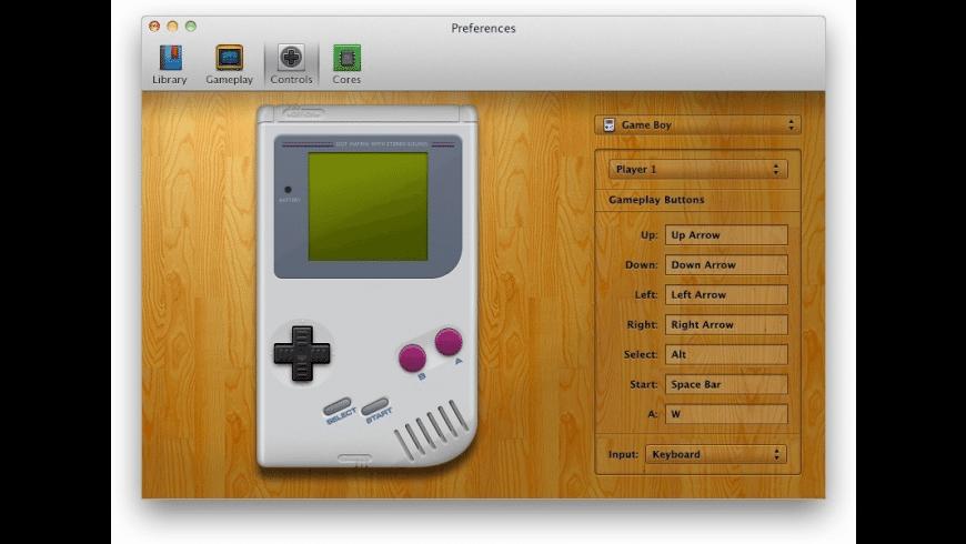 OpenEmu for Mac - review, screenshots