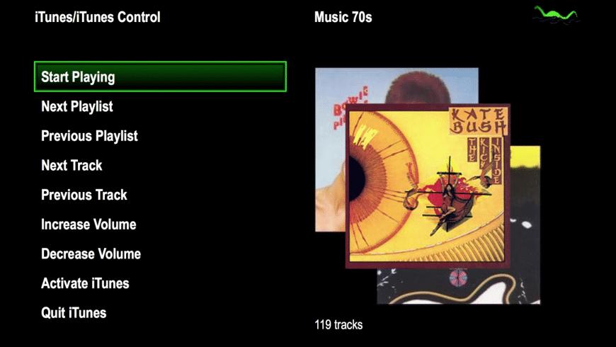 nessMediaCenter for Mac - review, screenshots