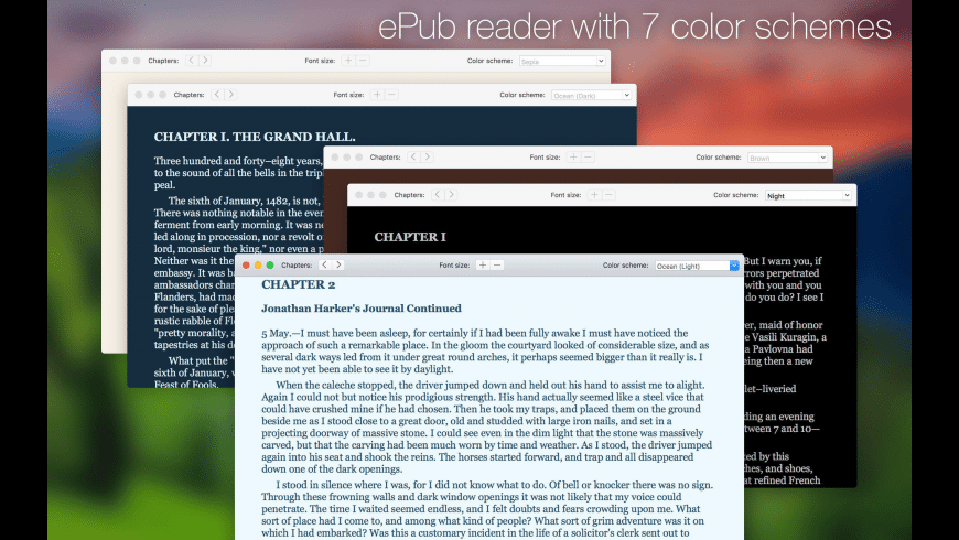 ePublr for Mac - review, screenshots