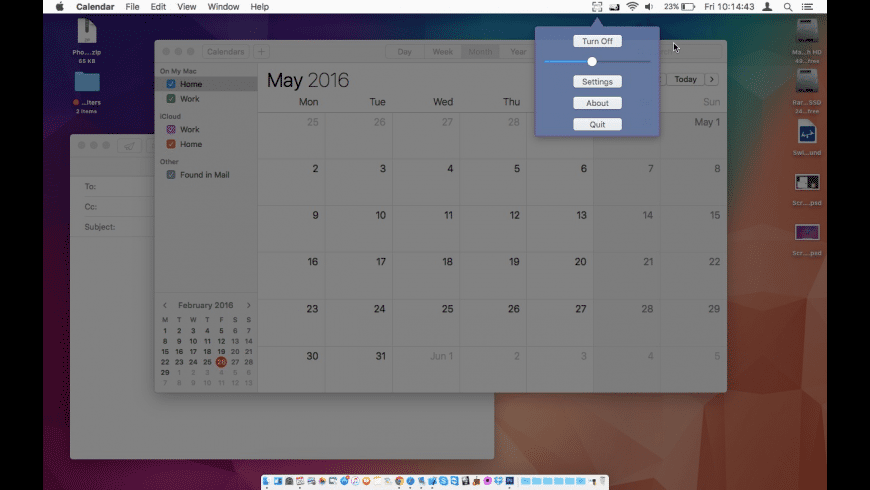 StayFocused for Mac - review, screenshots