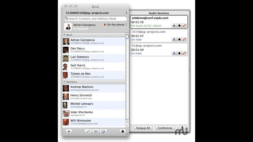 Blink Pro for Mac - review, screenshots