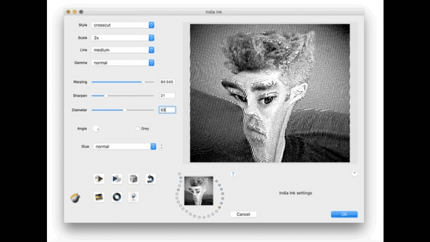 India Ink for Mac - review, screenshots