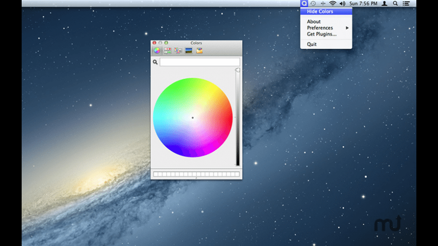 ColorPicker for Mac - review, screenshots